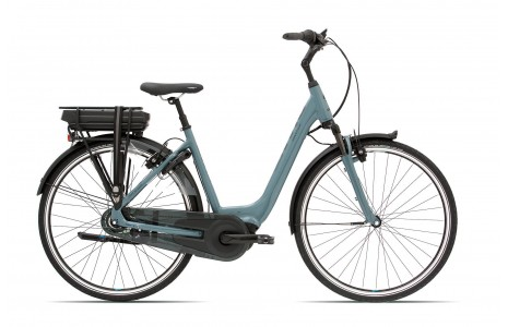 Giant Grand Tour E+ 2, accu 300Wh, blue, Dames, D L
