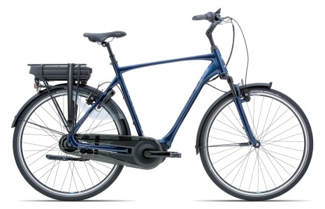 Giant Grand Tour E+ 2, accu 300Wh, deep blue, Heren, H L